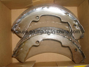 Auto Parts Semi Metallic F151 Brake Shoe (PJABS008) pictures & photos