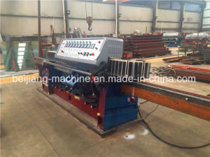 Glass Straight Line Edging Machine with 9 Motors (BZM9.325) pictures & photos