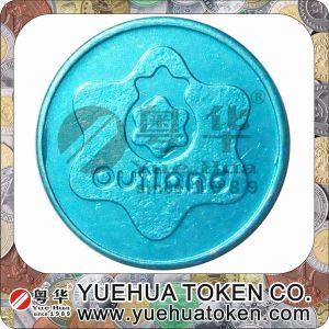 Good Quality Aluminium Token pictures & photos