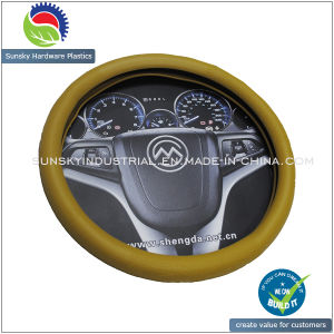 Anti-Slip Silicone Steering Wheel Cover (SI11012) pictures & photos