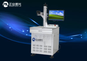 High Accuracy CO2 Laser Marking Machine, for Non-Metal Materials pictures & photos