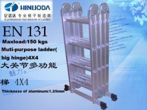 Hot Sell Multi-Purpose Aluminium Ladder with En131 pictures & photos