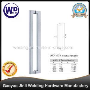 Stainlesss Steel Glass Door Shower Handle Wd-1003 pictures & photos