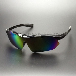 UV Protection Sport Sunglasses with Soft Pad (SG115) pictures & photos