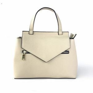 High Quality PU Leather Hand Bag Women Designer Handbags pictures & photos