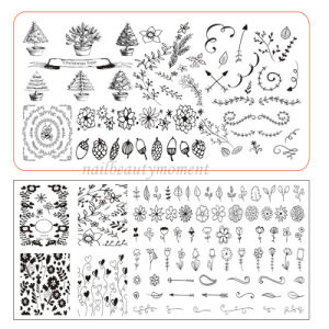 Wholesale Nail Art Stamping Plates Manicure Decoration Tool (SNA21) pictures & photos