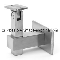 Glass Handrail Hardware/Brackets/Fittings (stainless steel)