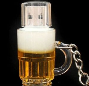 Beer Cup USB Disk for Beer Festival Promotion pictures & photos