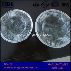 Stainless Steel Wire Mesh Filter Cap pictures & photos