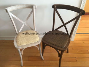 Low Price Cross Back Chair, Bentwood Chair pictures & photos