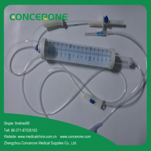 Pediatric Infusion Set with Safe Atoxic Needle pictures & photos