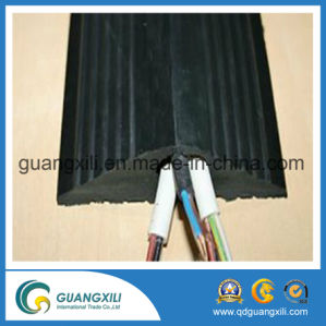 Custom Rubber Safety Edge Profile, Rubber Cable Protector pictures & photos
