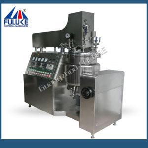 Hot Sale 5-5000L Tilting Vacuum Emulsifying Mixer pictures & photos