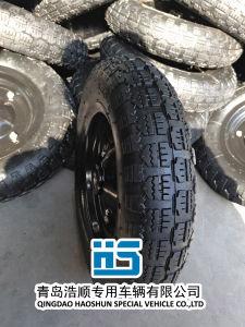 Rubber Wheel Carretilla Neumatico Wheelbarrow Wheel Tyre Tube 4.00-8 pictures & photos
