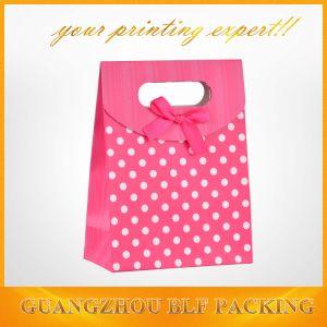 Wedding Decorative Paper Bag (BLF-PB072) pictures & photos
