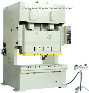Open Type Double Point Pneumatic Press Machine Zyc-200ton pictures & photos