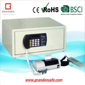 Hotel Safe with LED Display for Hotel (G-43LEDA) , Solid Steel pictures & photos