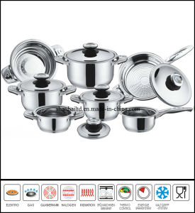 12 PCS Steel Cookware Set pictures & photos