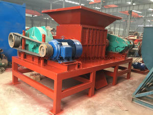 Waste Tyre Shredder Recycling Machine/Rubber Powder Recycling Line pictures & photos