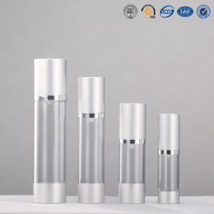 Round Airless Acrylic Pump Bottles pictures & photos