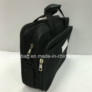 Laptop Notebook Carry Bag Fashion Multi-Function Vintage Handbag Briefcase (GB#40009) pictures & photos
