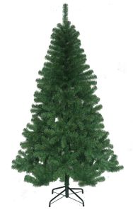 Realist Artificial Christmas Tree with String light Multi Color LED Decoration (AT1044) pictures & photos