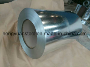 Bright Surface Spangle Z60 Hot DIP Galvanized Steel Coil Gi pictures & photos
