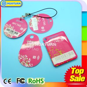 PVC Lamination Ntag216 NFC Mobile Interactive EPOXY TAG pictures & photos