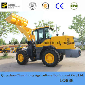 Wheel Loader Construction Machinery (LQ936) pictures & photos