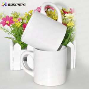 Freesub 6oz Sublimation Coating White Ceramic Mug (SKB33) pictures & photos