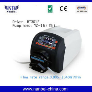 CE Approval Speed Control Mini Peristaltic Pump pictures & photos
