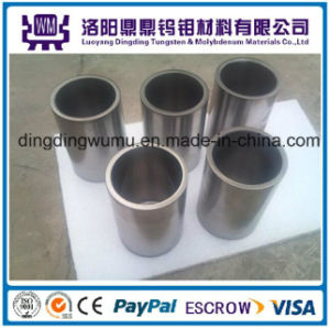 China Manufacturers High Density 99.95% Molybdenum Crucibles with Super Quality for Single Crystal pictures & photos