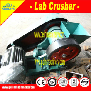PE 100* 60 Small Laboratory Jaw Crusher Model PE100X60 pictures & photos