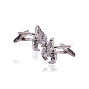 2014 Fashion Cheap Silver Cufflinks Economy pictures & photos