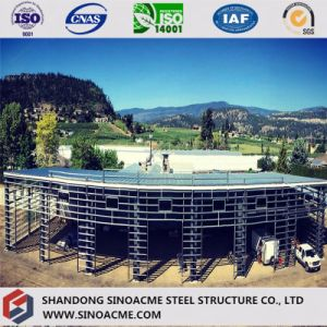 Steel Structure Warehouse for Carport pictures & photos