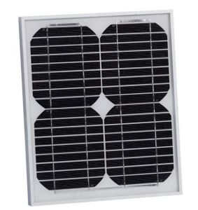 12V 20W Solar Panel for Solar Home Power System pictures & photos