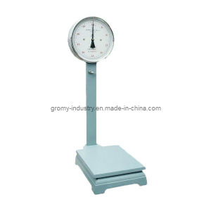 Double Dial Mechanical Platform Scale pictures & photos