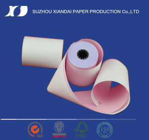 75mm X 75mm Carbonless Paper Roll pictures & photos