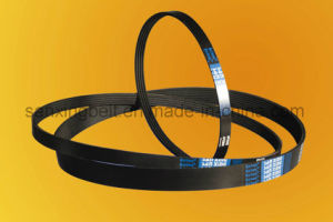 Automotive Rubber Poly V Belt for Chery Car Cooling Fan pictures & photos