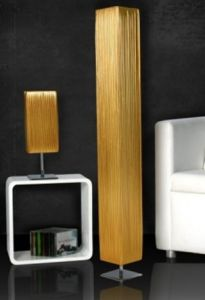 Modern Art Floor Standing Lamp with Golden Shade (C500990J) pictures & photos