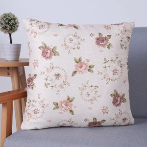 Digital Print Decorative Cushion/Pillow with Botanical&Floral Pattern (MX-74) pictures & photos