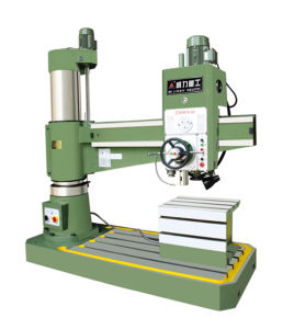 High Precision Radial Drilling Machine Zq3050 pictures & photos