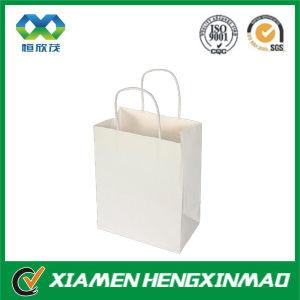 White Blank Kraft Paper Bag/Gift Bag