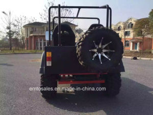The Warmly Welcomed 4 Wheels Motorcycle 150cc UTV (jeep 2016) pictures & photos