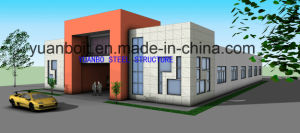 High Standarsd Steel Structure Building (SC-001) pictures & photos