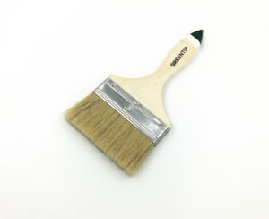 633#Paint Brush, Wooden Handle with Cheaper Price