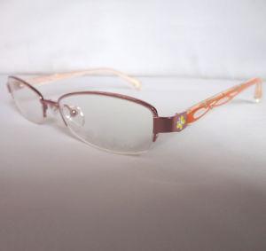 Eyewear, Half-Rim Optical Frame (LM-9199)