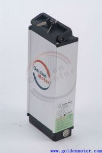 CE, 48V 10ah LiFePO4 Lithium Bicycle Battery pictures & photos