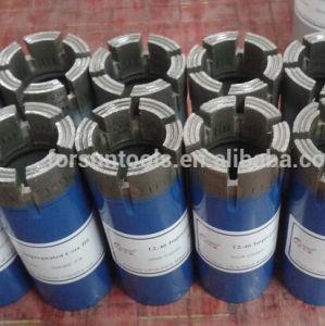 Diamond Core Bit Bq Nq Hq Pq T2-46 T2-56 T2-66 T2-76 T2-86 T2-101 pictures & photos