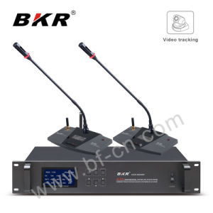2.4G Lithium Battery Microphone System Dcs-E2401c/D pictures & photos